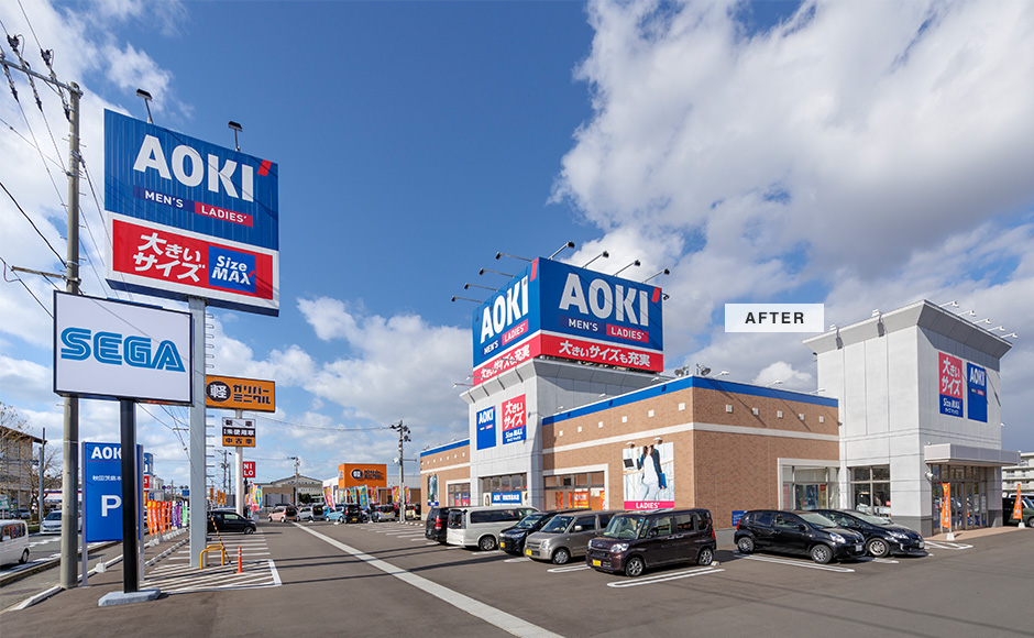 「株式会社Aoki」の画像検索結果